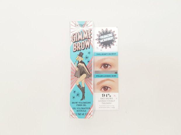Gimme Brow Volumizing Eyebrow Gel x Benefit Cosmetics