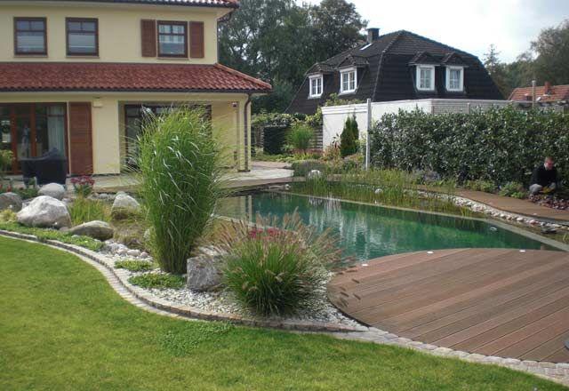 kleiner schwimmteich google search garden ideas. Black Bedroom Furniture Sets. Home Design Ideas