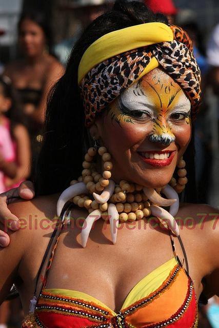 Carnaval de Barranquilla. Colombia.