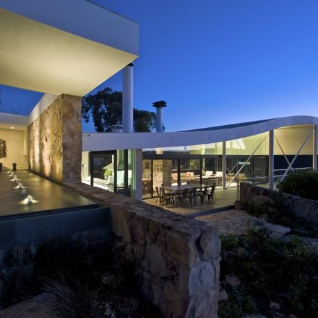 Seidler House, Southern Highlands. Harry Seidler, amazing design.
