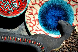 ceramics of Amalfi Coast  creaonline.blogspot.it