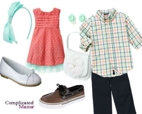 Sibling Style 7 Easter Outfits For Sister Amp Brothers