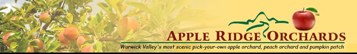 Hudson Valley NY Pick-Your-Own Apples, Peaches, Pumpkins in Warwick NY | Apple Ridge Orchards