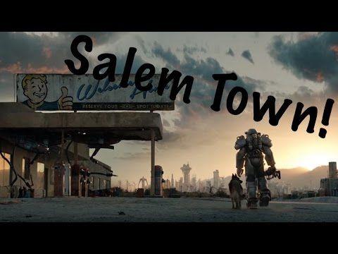 SALEM TOWN FALLOU 4 EP 15
