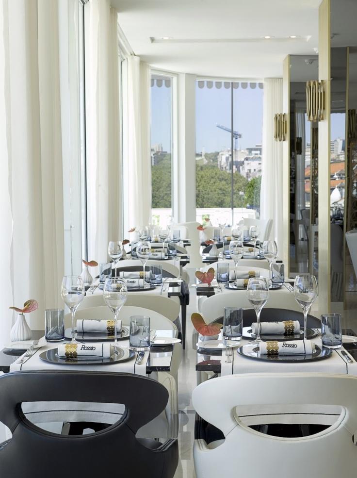 Restaurante Rossio - Hotel Altis Avenida - Lisboa
