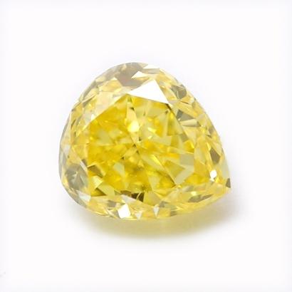 Natural Yellow Diamond :)