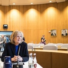 Hannelore Kraft in front of the special investigative committee on case of Anis Amri