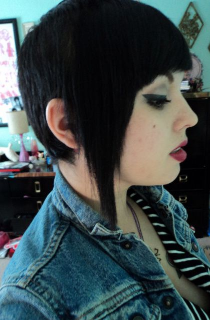 chelsea haircut | Tumblr My favorite haircut #chelsea #haircut
