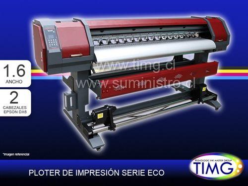 ¡ Preventa ! Plotter de impresión - 1.60mt ancho - 2 cabezales DX6 - serie eco - 1 unidad. Invierte y haz tu negocio crezca ¿Quieres saber más? ¡Contáctenos! #TIMG #Chile #Plotter