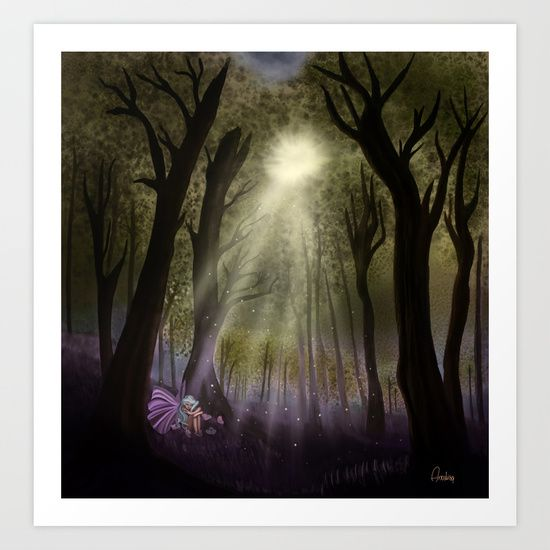 https://society6.com/product/enchanted-woodland-s45_print?curator=annalisaamato