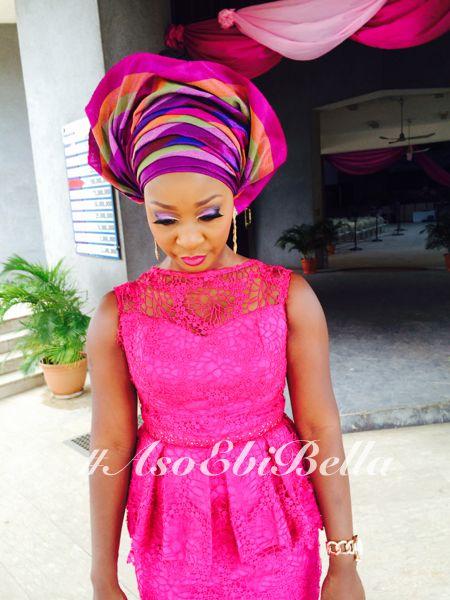 .aso ebi, asoebi ~African fashion, Ankara, kitenge, African women dresses, African prints, Braids, Nigerian wedding, Ghanaian fashion, African wedding ~DKK