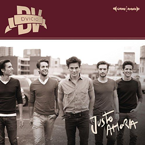 Justo Ahora - Dvicio (Álbum)