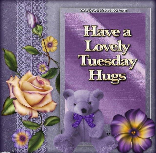 days of the week, teddy bear graphics, Happy Tuesday, tuesday comments, cute pictures, greetings