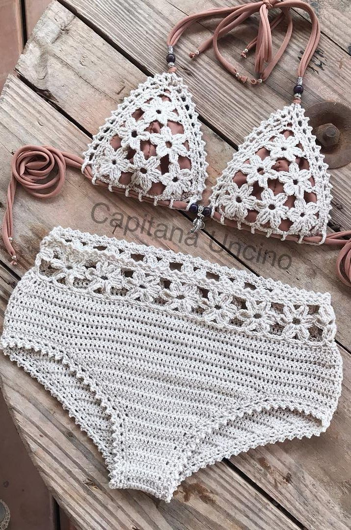 38+ Summer Free Crochet Bikini Pattern Design Ideas for This Year - Page 37 of 38 - Daily Crochet!