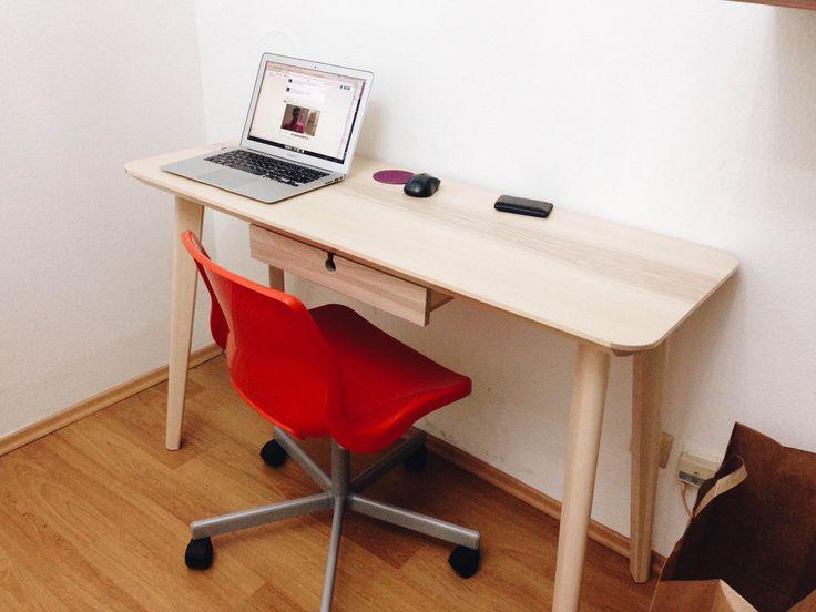 Ikea Lisabo Desk Поиск в Google Interior Desk