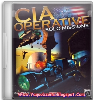 CIA Operative Solo Missions PC Game Full Version Free Download | Free Softwares & Games