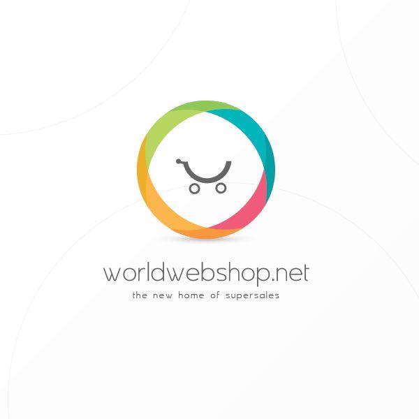 world webshop - online store logo