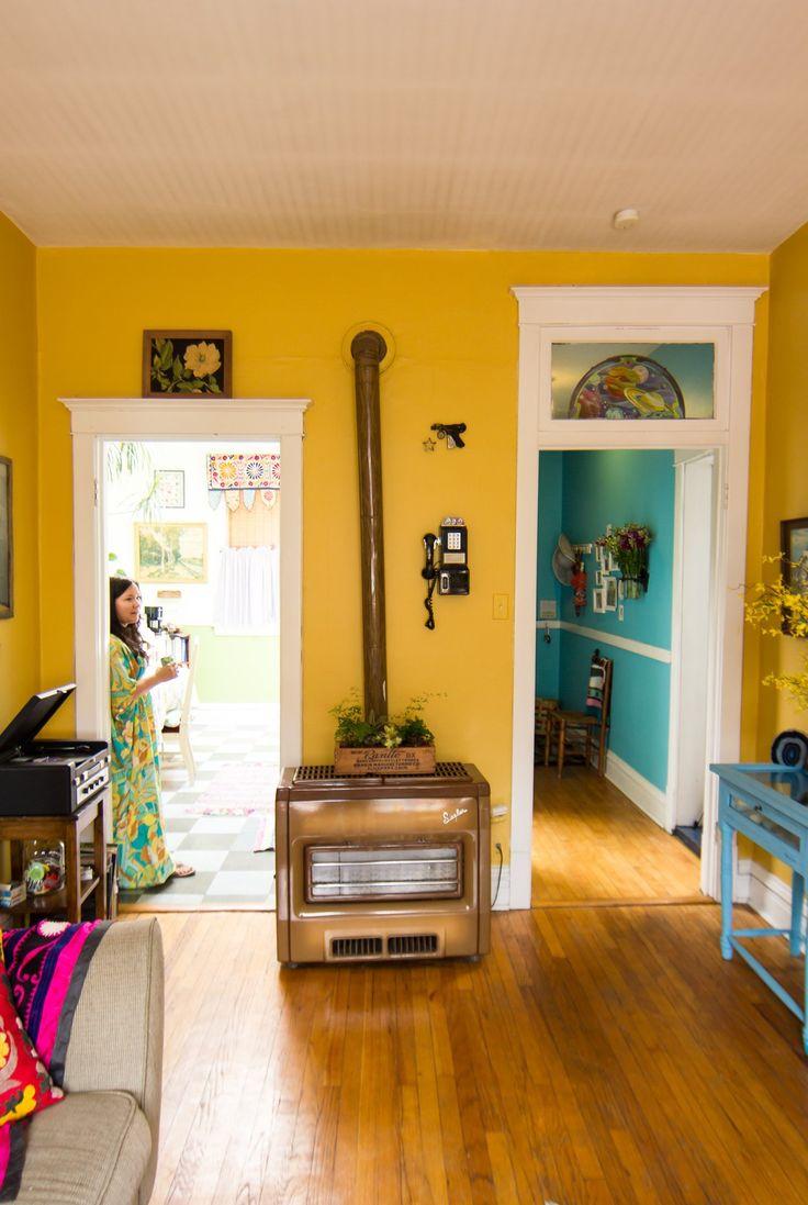 Best 25+ Yellow walls ideas on Pinterest | Yellow walls ...