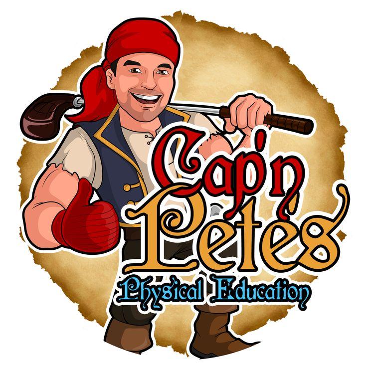 Logo for Cap'n Pete's PE