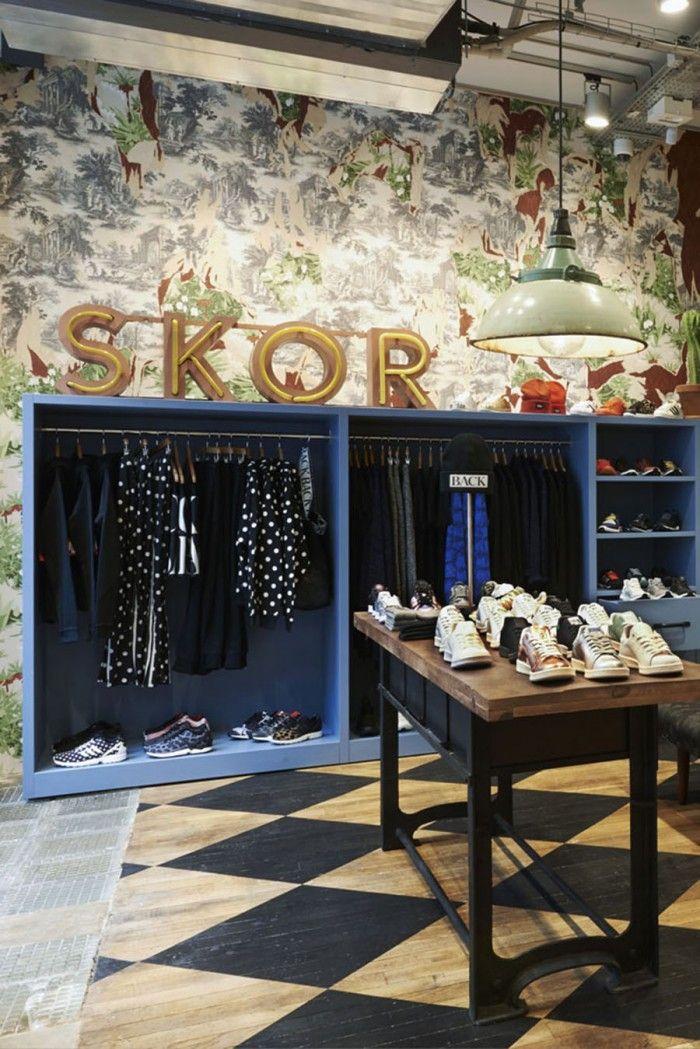Sneakersnstuff's new store in Paris