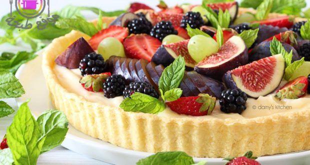 طريقة عمل تارت الفواكه موقع طبخة Cheesecake Cheesecake Tarts Tart