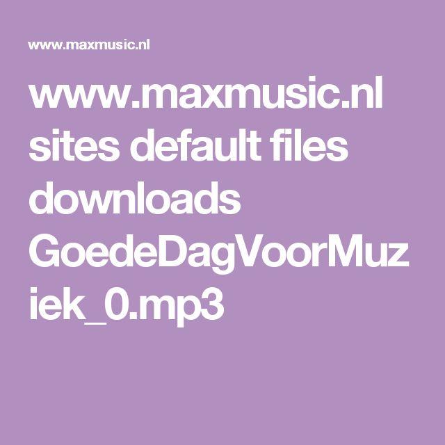 sites like downloads nl mp3