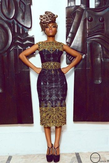 Female wear fashion designer Grace Wallace released her latest collection…