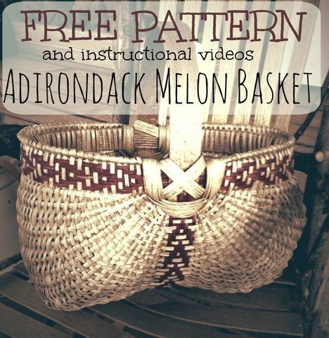Hello Fall...here's a FREE pattern to celebrate | Jill Choate Basketry - J…