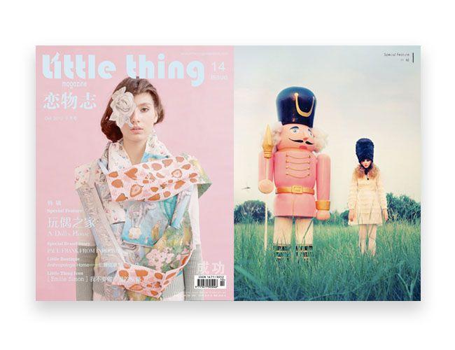 little thing magazine