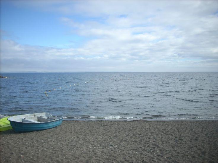 Playa Hermosa, Lago Llanquihue, Puerto Varas
