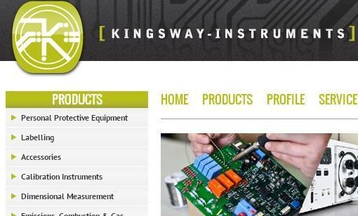 Kingsway Instruments began in 1969 as a specialist in the repair and calibration of aircraft panel instrumentation and an accredited supplier of Transport Canada. Through its   expertise in aviation, Kingsway built a reputation for providing calibration services to among the world's tightest industry standards. Kingsway expanded its services.