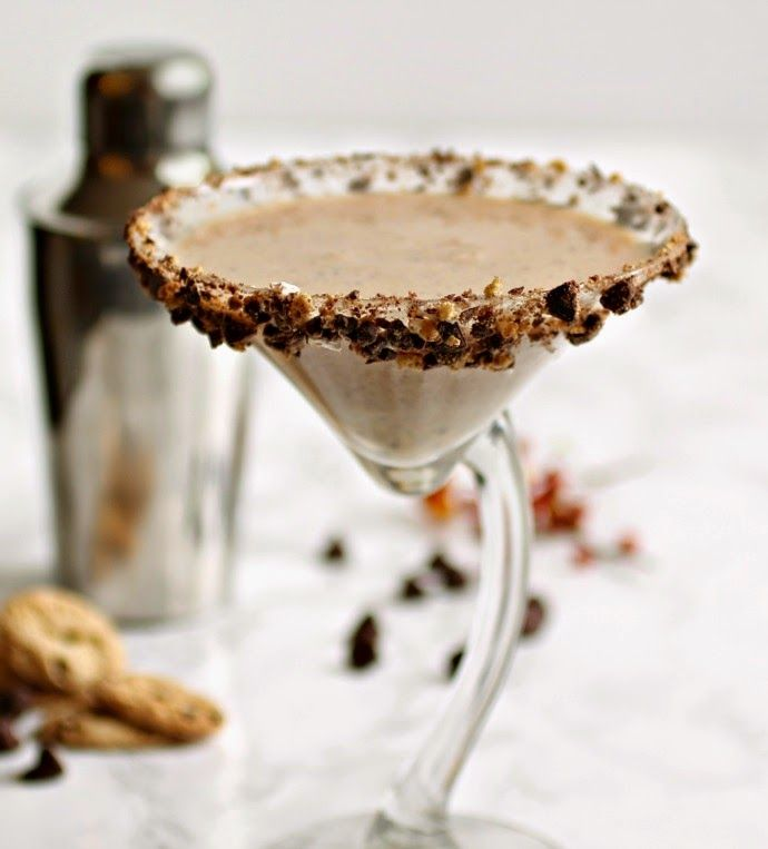 A Cocktail Life: Chocolate Chip Cookie Martini