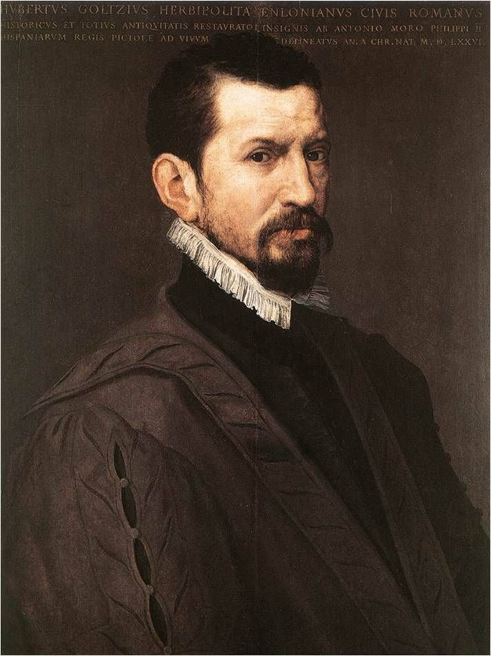 Goltzius, Hubert (1526-1583)