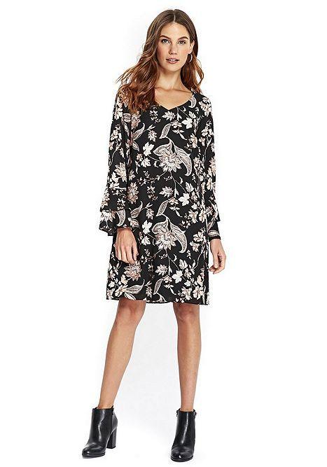 Tesco direct: Wallis Paisley Print Dress