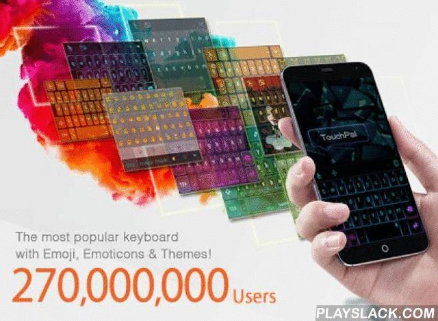 Fun Technology Keyboard Theme  Android App - playslack.com , A special and hot keyboard theme will bring your keyboard & text input a real new look & feel. Check this FREE personalized design for your TouchPal emoji keyboard right now!★ Notice ★-To activate the Fun Technology TouchPal Keyboard theme, you need TouchPal Emoji Keyboard 5.4.6.1 or above, which is chosen by over 200 million people worldwide.-Click here to install TouchPal Emoji Keyboard for free.★ How to use? ★-Install the Fun…