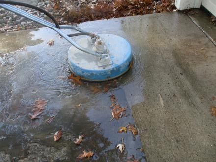 pressure washing companies equipment
