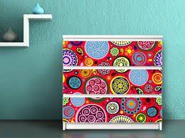 resultado de imagen para papel adhesivo para decorar muebles