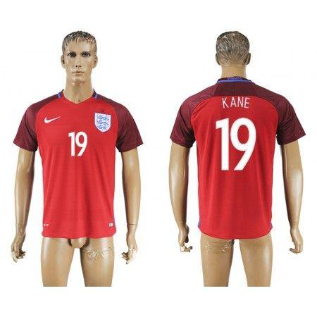 England 2016 Harry #Kane 19 Bortatröja Kortärmad,259,28KR,shirtshopservice@gmail.com