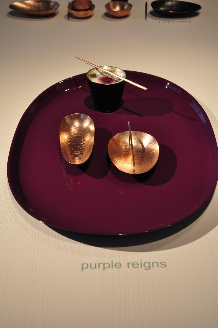 """""""Purple Reigns"""" zerunianandweisz for Edition Rauminhalt"""