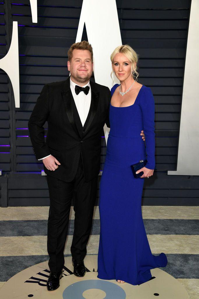 James Corden And Julia Carey Attend 2019 Vanity Fair Oscar Party Vanity Fair Oscar Party Vanity Fair Oscar Party