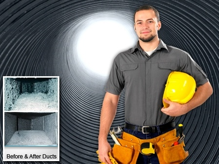 $129 for a Complete Duct and Vent Cleaning, and a $50 Gift Certificate Towards an Electro Static Washable Furnace Filter from Orsan Air Services ($449 Value)