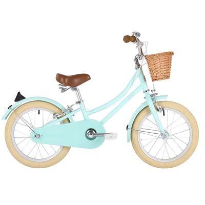 BREEP - Bobbin Gingersnap 16 inch meisjes fiets St Ives Green
