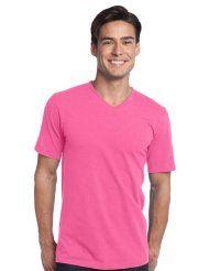 Men'S Pink T Shirt - Greek T Shirts