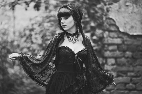#Gothic Victorian #Vampire Elegant Burlesque by SophieAndHerStore