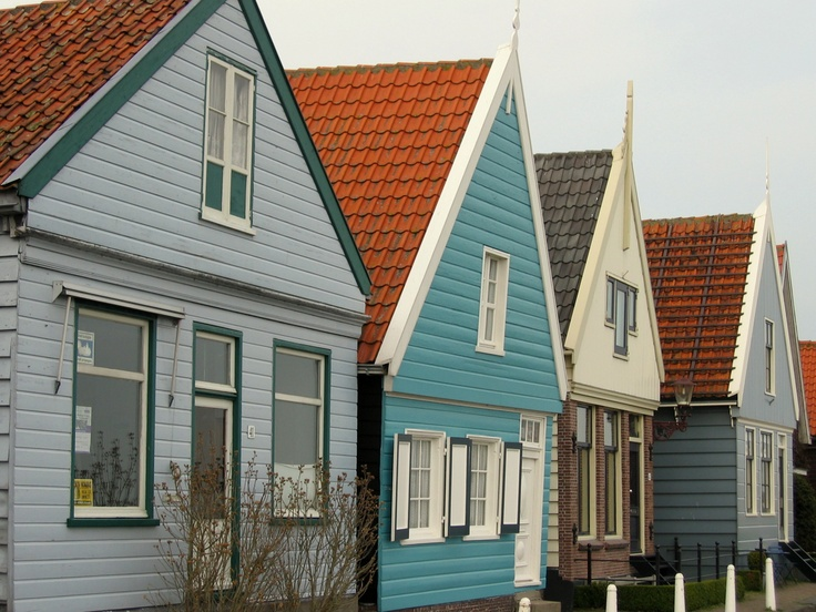 Rent a bike, take the ferry to the north and check out this beautiful village: Durgerdam