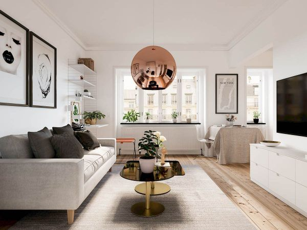 Four Modest Sized Homes Going Big On Style