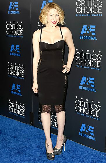 Eden Sher Critics' Choice Television Awards 2015