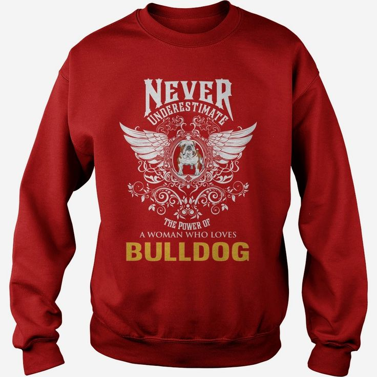 #Bulldog POWER A WOMAN LOVES #Bulldog, Order HERE ==> https://www.sunfrog.com/Pets/124368805-700728801.html?41088, Please tag & share with your friends who would love it, #birthdaygifts #jeepsafari #xmasgifts