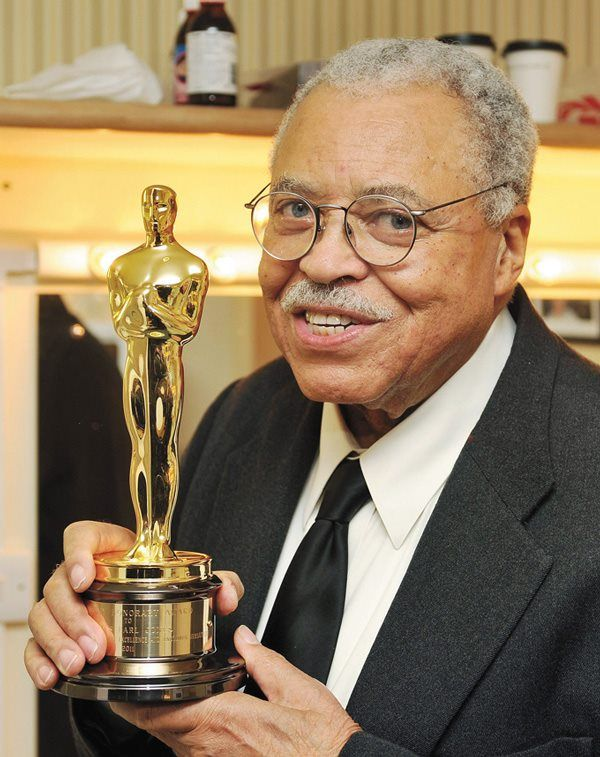 James Earl Jones (for his legacy of consistent excellence and uncommon versatility 2012) (Honorary)