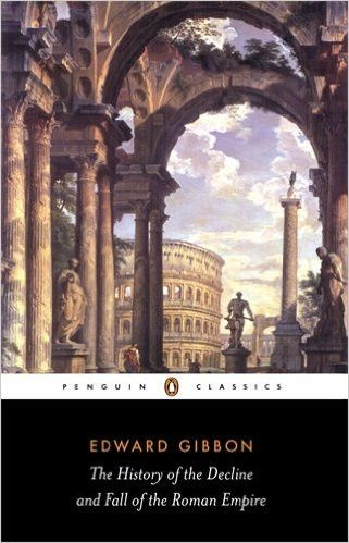 Edward Gibbon's six-volume History of the Decline and Fall of the Roman Empire (1776-88) is among the most magnificent and ambitious narratives in European literature. Its subject is the fate of one o
